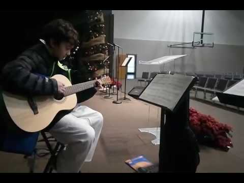 "Eli playing ""Grand Finale"" from book 2."