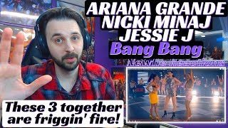 Jessie J Bang Bang Reaction | Ariana Grande Nicki Minaj