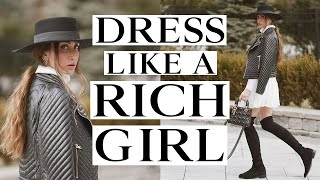 22 Poor Girl Secrets to Look Like You're Rich
