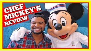 Chef Mickey's Character Dining At Disney's Contemporary Resort   Disney World