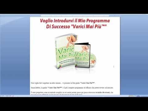Trattamento di ginnastica respiratoria varicosity