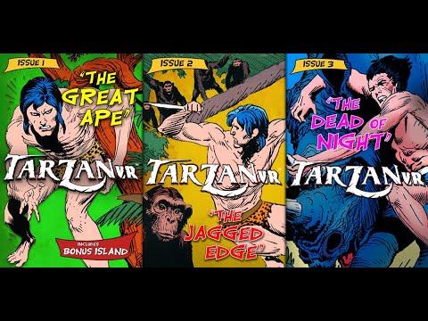 Behind the Scenes Featurette de Tarzan VR
