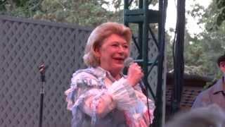 Marianne Faithfull - Tower of Song @ Montalvo Garden Theatre, Saratoga, CA 6.28.13 [Leonard Cohen]