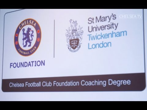 Chelsea Football Club Foundation Coaching and Development video