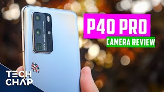Huawei P40 Pro CAMERA Tips & Tricks!