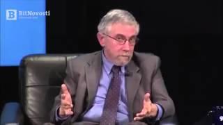 Нобелевский лауреат Кругман о биткойне | BitNovosti.com
