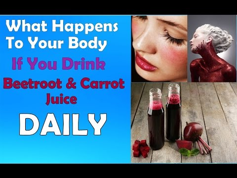 , title : 'What Happens If You Drink Beetroot & Carrot Juice Daily -   Health Benefits'