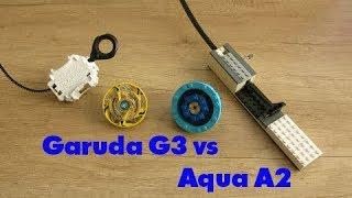 Гаруда Г3 против Аква А2. Кто же все таки победит?