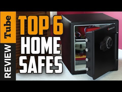 ✅Safe Box: Best Safe Box 2019 (Buying Guide)