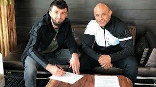 Забит Магомедшарипов заключил новый контракт с UFC. Новость о новом сопернике.