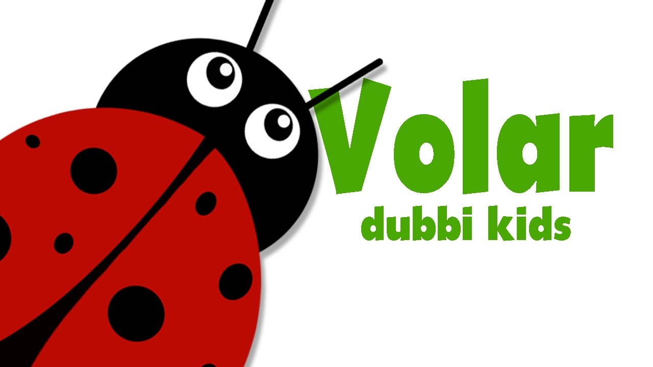 VOLAR de Dubbi Kids. Canciones Infantiles