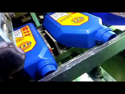 Jerry Can Screen Printing Machine