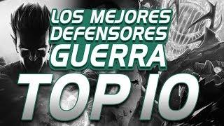 Top 10 - Defensores en GUERRA! | Marvel Batalla de Superhéroes
