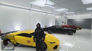 Đi Cướp Bằng Siêu Xe Lamborghini Huracan - Cướp Hết Của Hàng Trong GTA V - ThanhTrungGM
