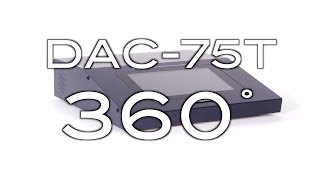 【360 Product Video】DAC-75T HD Cross Converter with Touch Panel