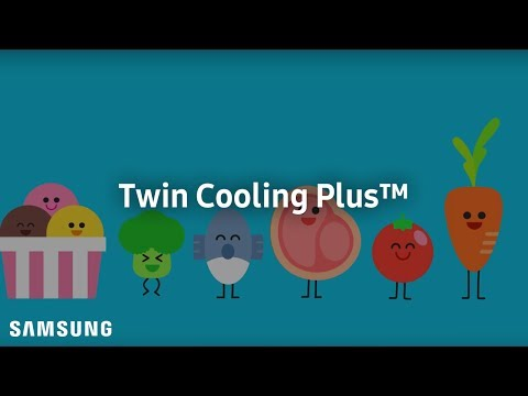 TWIN COOLING PLUS™ REFRIGERATOR