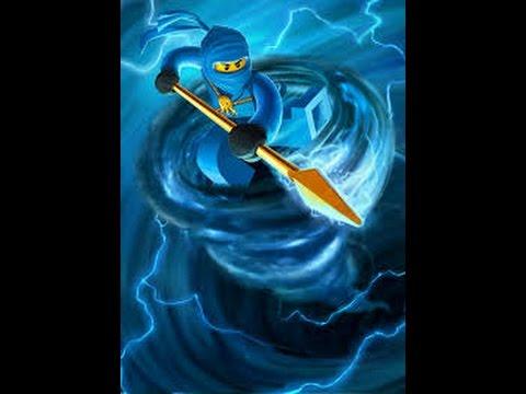 Lego ninjago jay/blue ninja full potential minifigure review