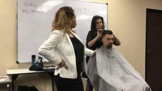 Greatclips haircut demo