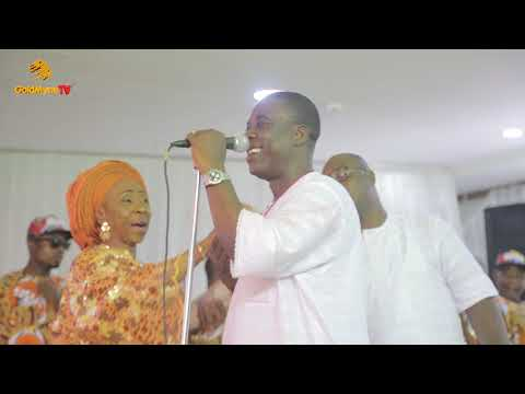 K1 DE ULTIMATE'S PERFORMANCE AT FINAL BURIAL OF MADAM GRACE IBIRONKE FABANWO FULL SHOW A