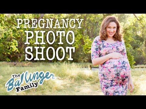 Maternity Photoshoot - Real Life Stuff w/ Jessica Ballinger!
