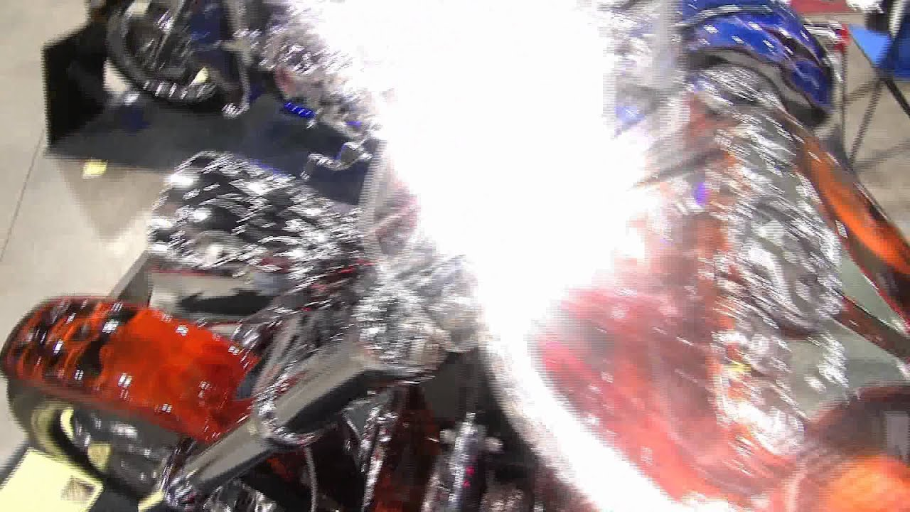 Donnie Smith Bike Show - Television Commericial