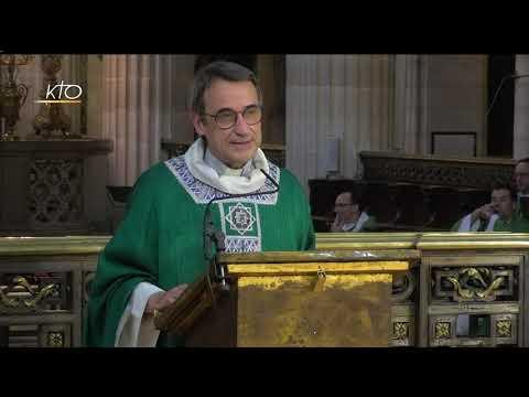 Messe du 22 juin 2020 à St-Germain-l'Auxerrois