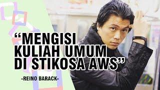 Reino Barack Isi Kuliah Umum di Stikosa AWS Surabaya, Beri Materi Tantangan dan Peluang Industri TV