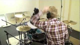 Them Crooked Vultures | Gunman | Ben Powell (Drum Cover)
