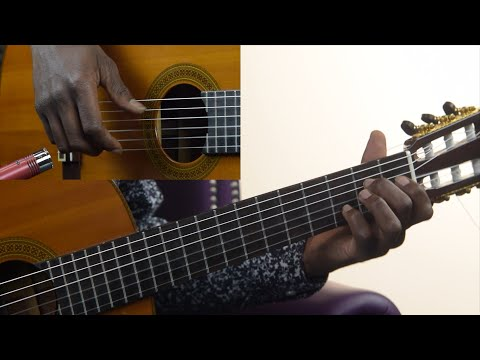 Free African Chord Melody Guitar Lesson   Online Music School