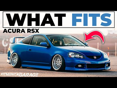 Acura RSX   What Wheels Fit