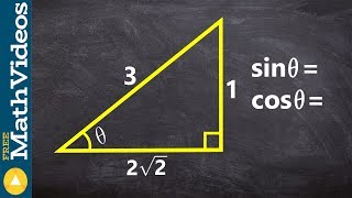Right Triangle Trigonometry Evaluate Trig Functions Of A Triangle