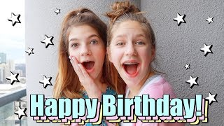 Best Friends 13th Birthday Adventure and BFF Sleepover!! w Annie Rose