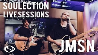 JMSN performs 'Cruel Intentions' & 'Hypnotized' | Soulection Live Sessions