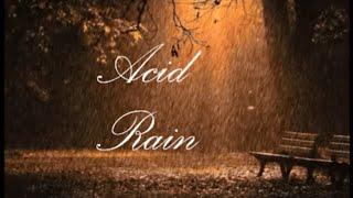 Avenged Sevenfold- Acid Rain Lyrics