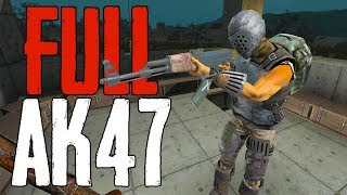 FOUND A FULLY CRAFTED AK-47! - 7 Days to Die [Season 2 - #30]