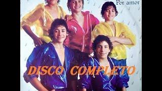 """MENUDO """"POR AMOR"""" 1982. (DISCO COMPLETO)"""
