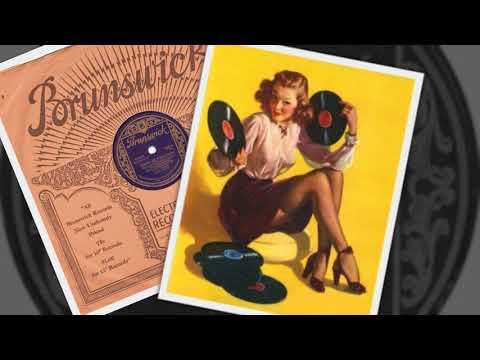 Polish 78rpm recordings, 1928. Brunswick 60079. Sen Michała po pasterce | Dzielmy się opłatkiem