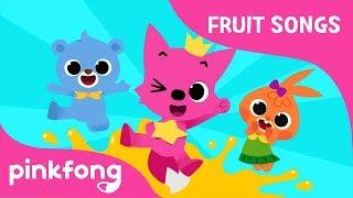 Fruit Juice - Shake Shake Shake It!   Fruit Song   Pinkfong Songs For Children