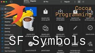 Cocoa Programming L92 - SF Symbols