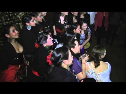 Mariachi Las Coronelas SXSW 2013