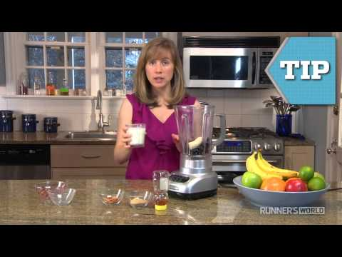 Video Quick Bites: Ultimate Post-Run Recovery Smoothie