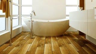 47 Flooring Ideas for Bathrooms