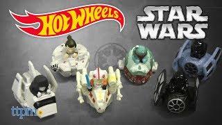 Hot Wheels Star Wars Battle Rollers from Mattel
