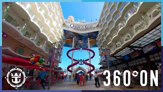 Oasis of the Seas: Bigger. Bolder. And in Full 360º