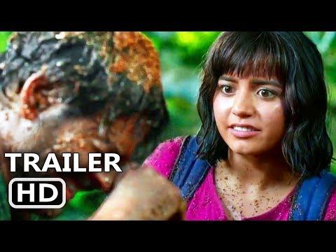 DORA THE EXPLORER Extended Trailer (NEW 2019) Boots, Swiper Movie HD