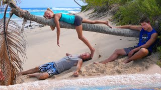Surviving 50 Hours on a Deserted Island!