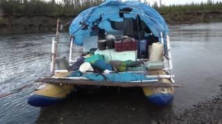 Ленские просторы рыбалка