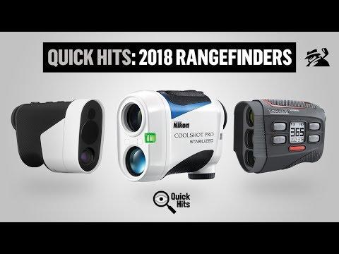 2018 Rangefinders | MyGolfSpy