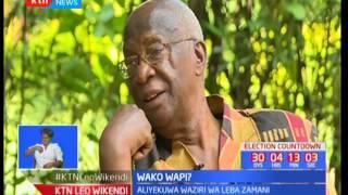 Wako wapi: Aliyekuwa waziri wa leba Phillip Masinde