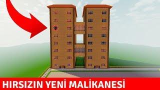 HIRSIZ VS POLİS #81 - Hırsızın Yeni Malikanesi (Minecraft)